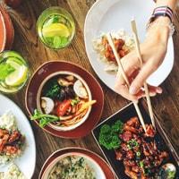 アメリカ人 日本食